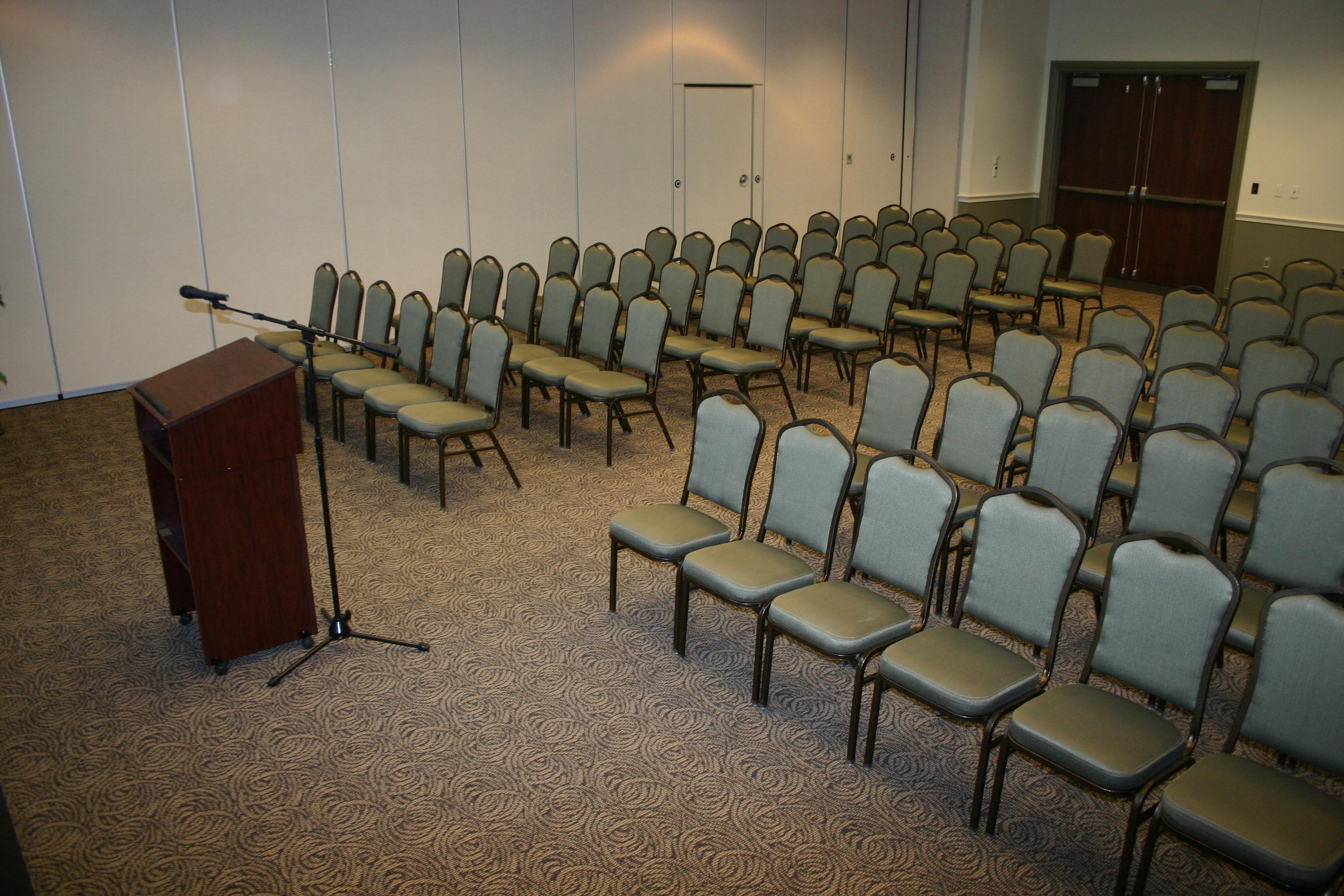 Magnolia Meeting Room Theatre Style