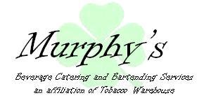 Murphy's Beverage Catering & Bartending Services