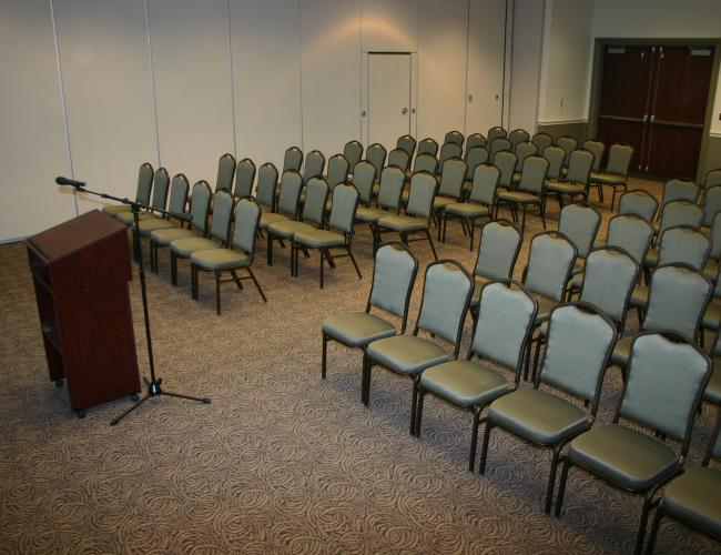 Magnolia Meeting Room Theatre Style